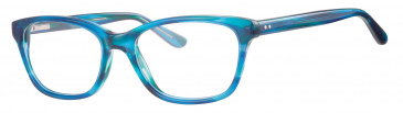 Impulse IM828 glasses in Aqua