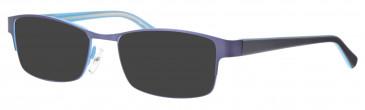 Impulse IM814 sunglasses in Navy