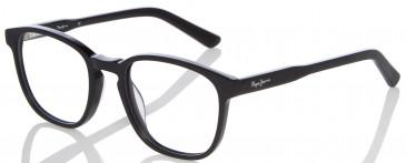 Pepe PJ4038 kids glasses in Black