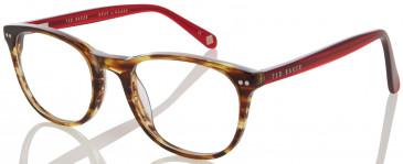 Ted Baker TBB948 kids glasses in Amber Horn