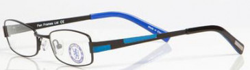 Chelsea OCH001 kids glasses in Black/Blue