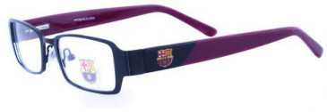 Barcelona OFCB007 kids glasses in Blue/Burgundy