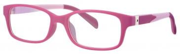 Visage V444 kids glasses in Pink