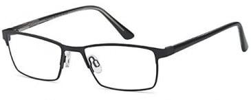 SFE-10317 kids glasses in Black