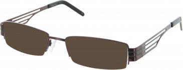Dunlop D103 sunglasses in Red