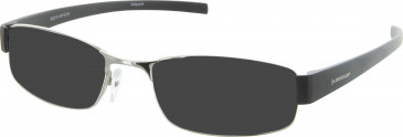 Dunlop D118 sunglasses in Silver