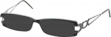 Gant GRETA sunglasses in Black