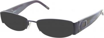 Gant VIDA sunglasses in Purple