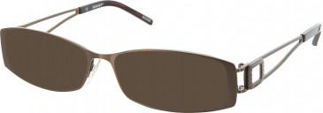 Gant ALEYNA sunglasses in Brown