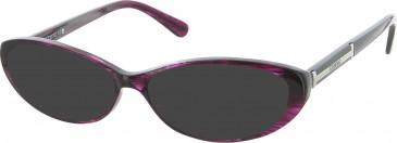 Iceberg IC173 sunglasses in Purple