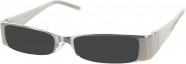Iceberg IC021 sunglasses in Palladium