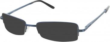 Iceberg IC080 sunglasses in Blue
