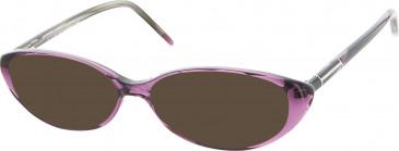 Iceberg IC134 sunglasses in Violet