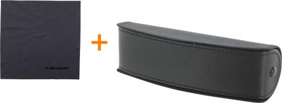 Dunlop Glasses Case and Cloth Bundle