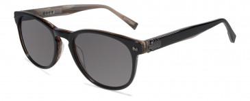 John Varvatos JV V774 sunglasses in Black