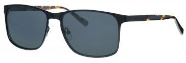 Ferrucci Solaire FS585 sunglasses in Purple