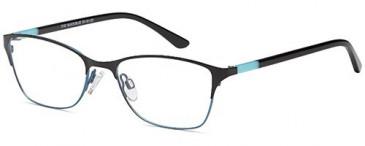 SFE-10349 glasses in Black/Blue