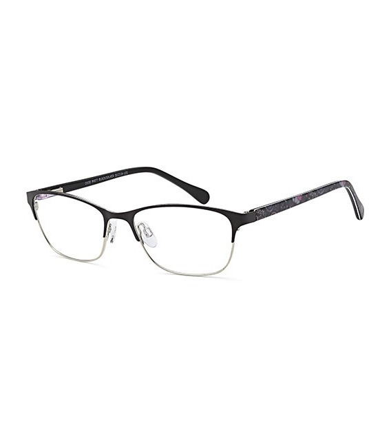 SFE-10367 glasses in Matt Black/Silver