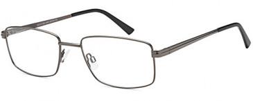 SFE-10455 glasses in Gun Metal
