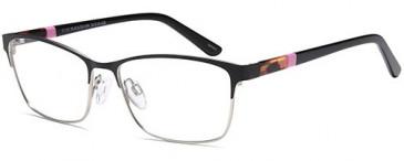 SFE-10397 glasses in Black/Silver
