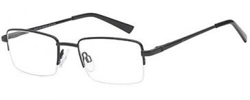 SFE-10452 glasses in Black