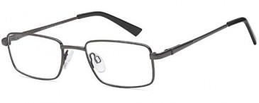 SFE-10453 glasses in Gun Metal