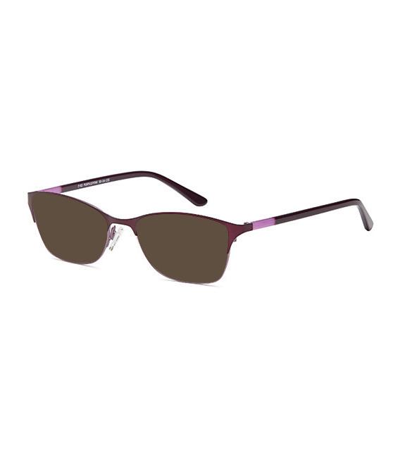 SFE-10349 sunglasses in Purple/Pink