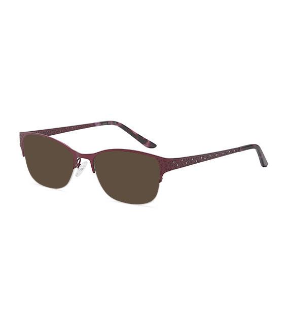 SFE-10365 sunglasses in Wine