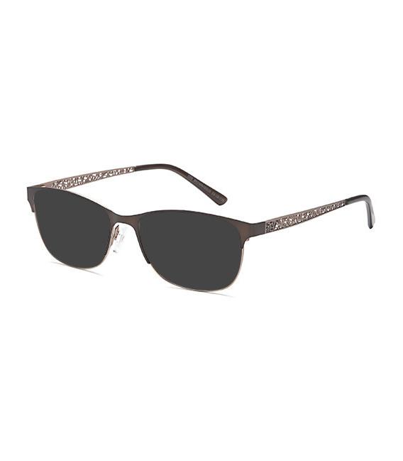 SFE-10366 sunglasses in Brown/Gold