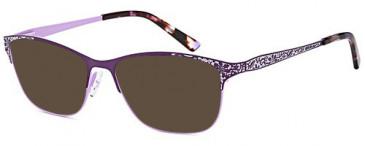 SFE-10369 sunglasses in Purple