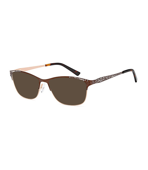 SFE-10369 sunglasses in Brown