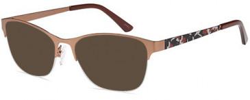 SFE-10396 sunglasses in Bronze