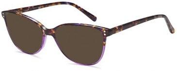 SFE-10417 sunglasses in Purple