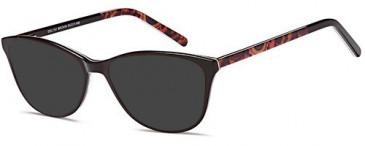 SFE-10421 sunglasses in Brown