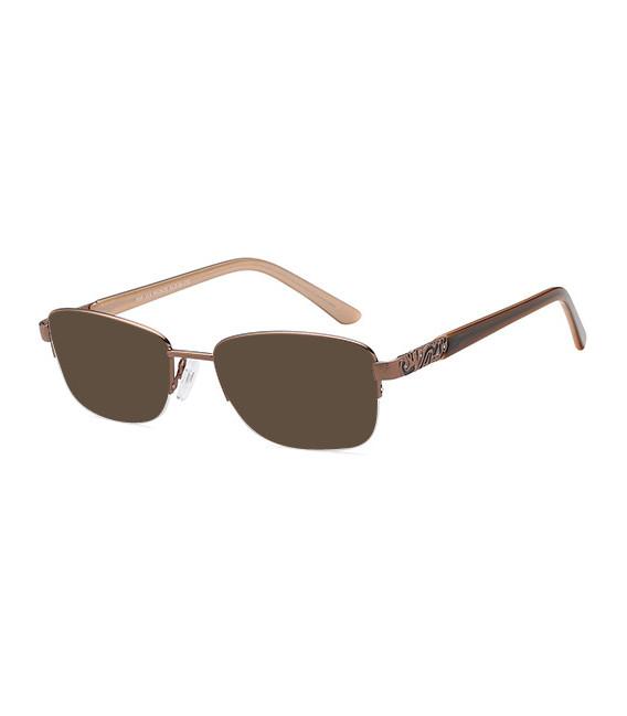 SFE-10444 sunglasses in Bronze