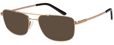 SFE-10435 sunglasses in Bronze