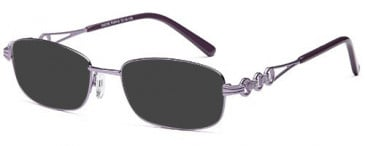 SFE-10438 sunglasses in Purple