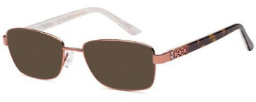 SFE-10440 sunglasses in Bronze