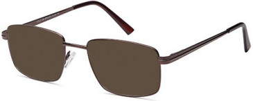 SFE-10448 sunglasses in Bronze