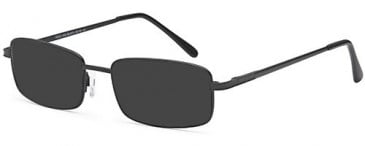 SFE-10450 sunglasses in Black