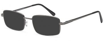 SFE-10451 sunglasses in Gun Metal