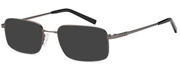 SFE-10436 sunglasses in Grey