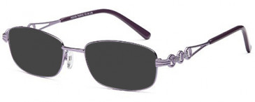 SFE-10438 sunglasses in Purple