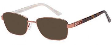 SFE-10440 sunglasses in Bronze