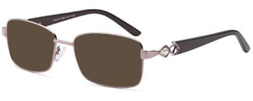 SFE-10442 sunglasses in Pink