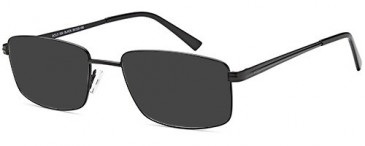 SFE-10455 sunglasses in Black