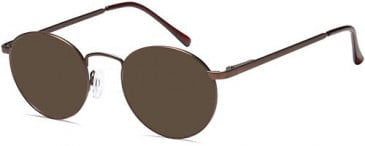SFE-10457 sunglasses in Anti Bronze