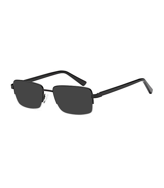 SFE-10458 sunglasses in Black