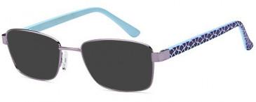 SFE-10459 sunglasses in Lilac