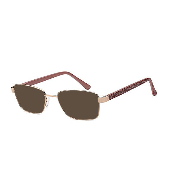 SFE-10459 sunglasses in Bronze